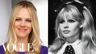How to Get Brigitte Bardot's Smoky Eyes-Makeup Tutorial-Beauty Icons-Style.com