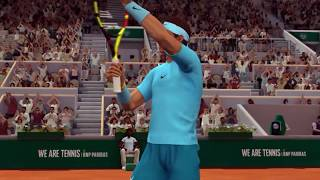 VideoImage1 Tennis World Tour - Roland Garros Edition