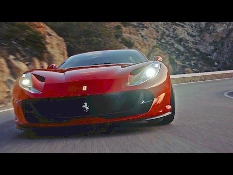 Ferrari 812 Superfast (2017) Features, Driving, Design