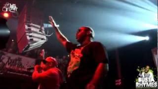Busta Rhymes, Majk Spirit, El´Nino live - report by MafiaTV - 10.5.2011 - Praha - SaSaZu