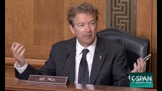 Rand Paul DESTROYS the Establishment for Their Endless Unconstitutional Wars