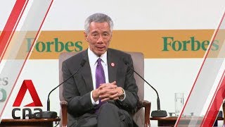 """""""No easy way forward"""" for Hong Kong after protests: Singapore PM Lee Hsien Loong"""
