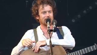 Damien Rice - The Professor & La Fille Danse @ Cruïlla 2016