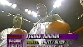 Roy Jones   Fermin Chirines 30 11 1993 Смотреть всем Супер бой