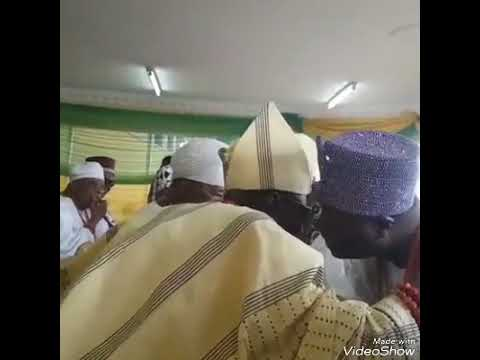 Ooni Of Ife And Oba Of Lagos Reconciled