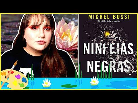 NINFEIAS NEGRAS | MICHEL BUSSI | ARQUEIRO | LIVRO