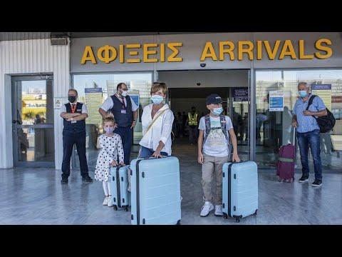 Ελλάδα – COVID-19: 23 νέα κρούσματα – Που εντοπίστηκαν