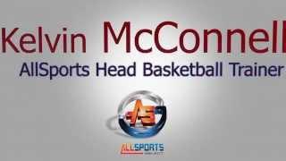 Kelvin McConnell AllSports Head Basketball Trainer