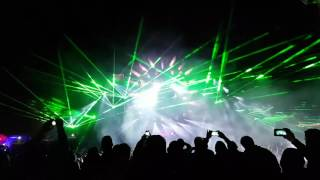 Alan Walker - Faded (Hardstyle-Euphoric Remix) @ Airbeat One 2016 Q-Dance Stage