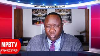 MPBTV Actualité Compliquée 16-01-Mosengwo Kabila Fara Fara le 21 Janvier 2018 -Kimbuta Akeyi Wap???