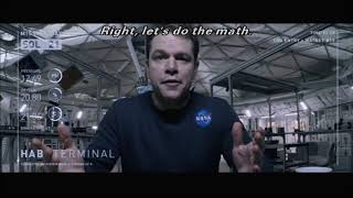 Why The Martian is a Comedy