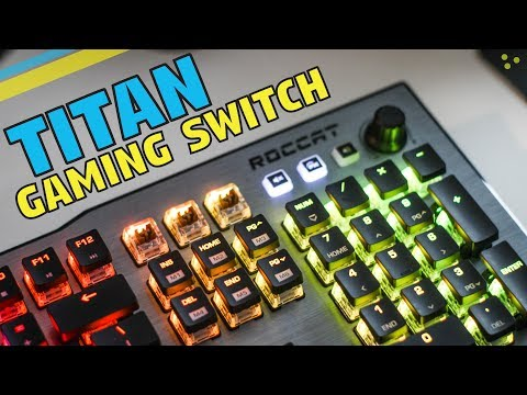 ROCCAT Vulcan 120 Aimo Mechanical Keyboard – Unboxing & Review