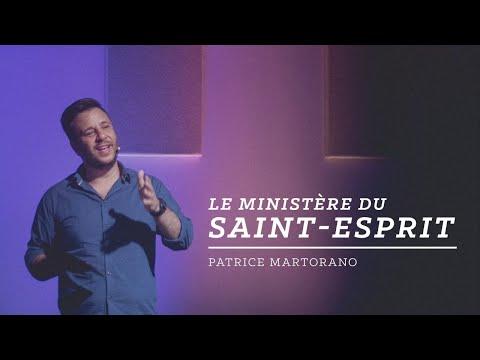 Le ministère du Saint-Esprit