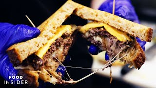 LAs Best Cheeseburger Pop-Up Also Makes The Best Patty Melts