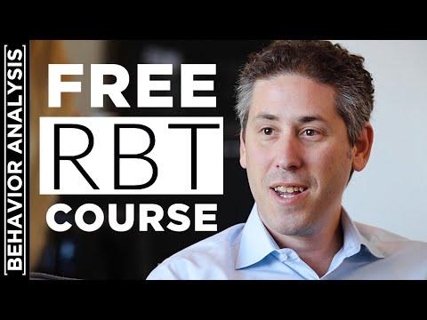 FREE 40-Hour Registered Behavior Technician (RBT®) Course ...