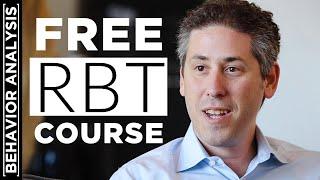 FREE 40-Hour Registered Behavior Technician (RBT®) Course