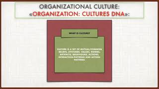 How to influence others unformally - Organizational Culture