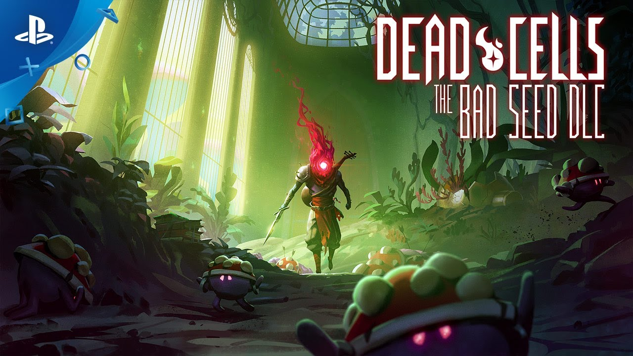 What to Expect in Dead Cells' New DLC, The Bad Seed, Out Today