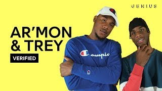 """Ar'mon & Trey """"Forever"""" Official Lyrics & Meaning   Verified"""