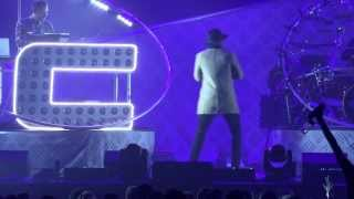 Chase & Status 'Alive' Feat Jacob Banks Live from London's O2 Arena
