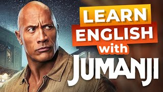 Learn English With Dwayne Johnson (the Rock) | Jumanji [Intermediate Lesson]
