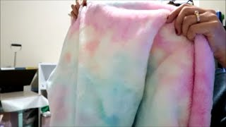 BUYING FAUX FUR FABRIC FOR $1