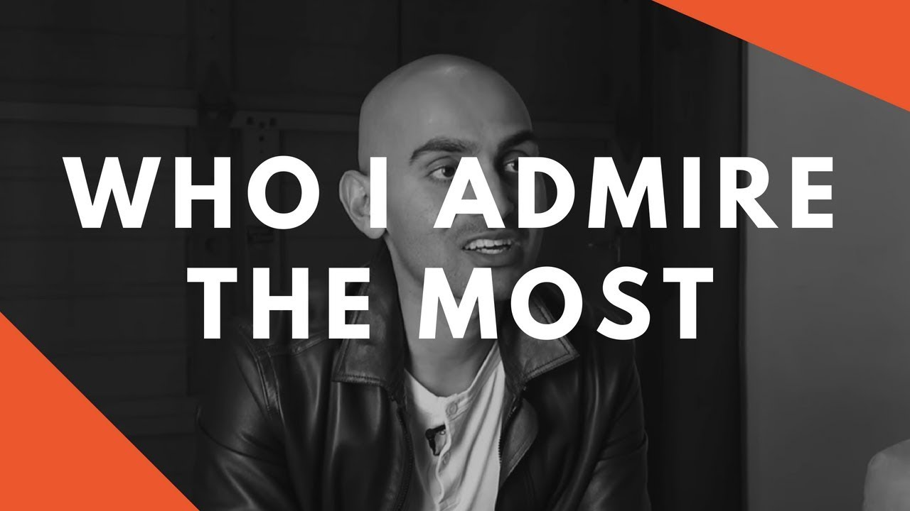 Whom Do You Admire the Most?