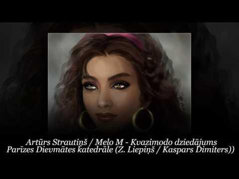 Artūrs Strautiņš / Melo M -  Kvazimodo dziedājums (cover)