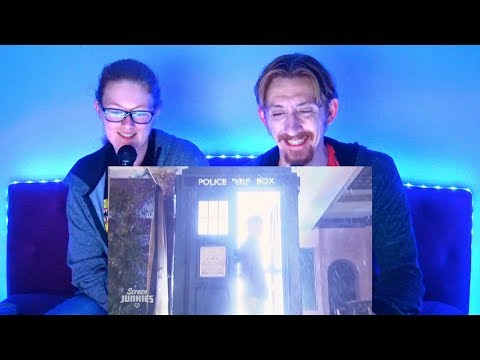 Honest Trailers - Doctor Who (Modern) Reaction/Review T.A.Inc