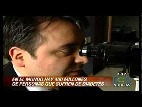 Tratamiento de complicaciones diabéticas en un hospital