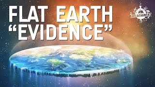 """""""Evidence"""" For Flat Earth Theories"""
