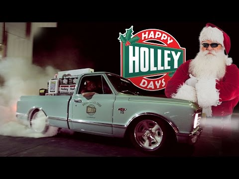 Happy Holley Days!
