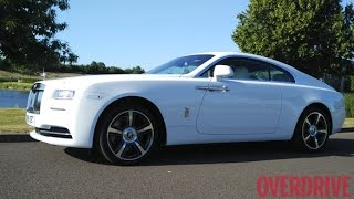 Rolls Royce Rolls Royce Wraith Price Reviews Images Specs 2018
