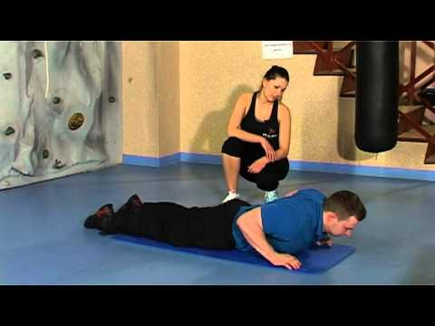 Jak budować mięśnie rąk wewnątrz