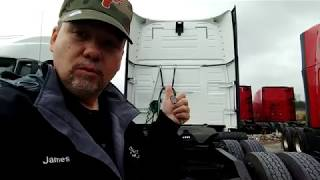 IT IS OFFICIAL and A PEAK AT MY NEW TRUCK US Xpress Lease : Adventures in Trucking Series