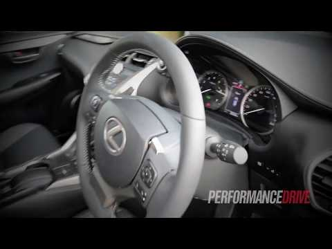 2015 Lexus NX 300h Luxury 0-100km & engine sound