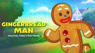 The Gingerbread Man | Bedtime Stories For Kids