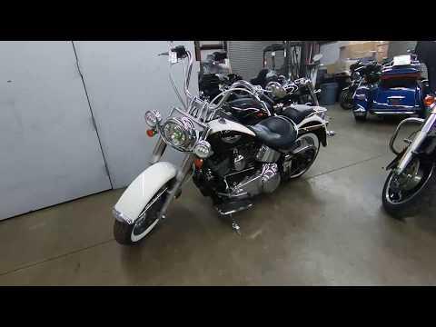 2011 Harley-Davidson Softail Deluxe FLSTN