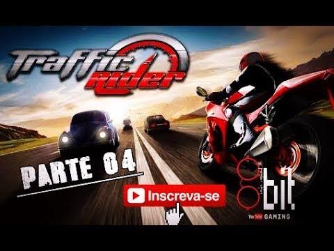 Traffic Rider - AppGame - Parte04 - Missões 16 á 20