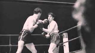 Boxer Max Schmeling  Newsreel