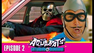 The Aquabats! Super Kickstarter! - EPISODE 2