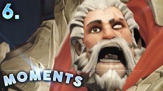 IS THAT THE WEIRDEST REINHARDT PIN..?? | Overwatch Daily Moments Ep. 6 (Funny and Random Moments)