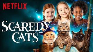Scaredy Cats NEW Series Trailer 🐈⬛ Netflix Futures