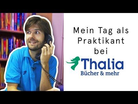 Ein Tag als Thalia-Mitarbeiter | Michaels Praktikum #6