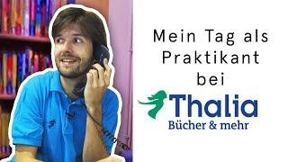 Ein Tag als Thalia-Mitarbeiter   Michaels Praktikum #6