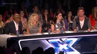 Tate Stevens - I'm Already There - X Factor USA 2012 - Live Show 4