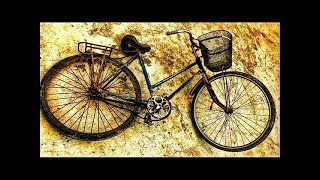 Restoration bicycle old | Restore bike Rusty | Antique shipping tools full video