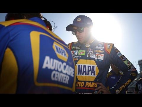 1-on-1 with Daytona 500 polesitter Chase Elliott