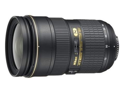 Nikon 24-70mm F2.0 G ED IF AF-S  - My dream lens!