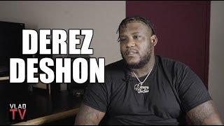 """Derez Deshon on Waka Flocka Getting Shot: """"It Made Him Stronger"""" (Part 5)"""